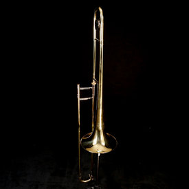 Melody Music Shop LLC Bach 365680 TB301 USED Trombone w Case but no mouthpiece NEEDS SOLDERING