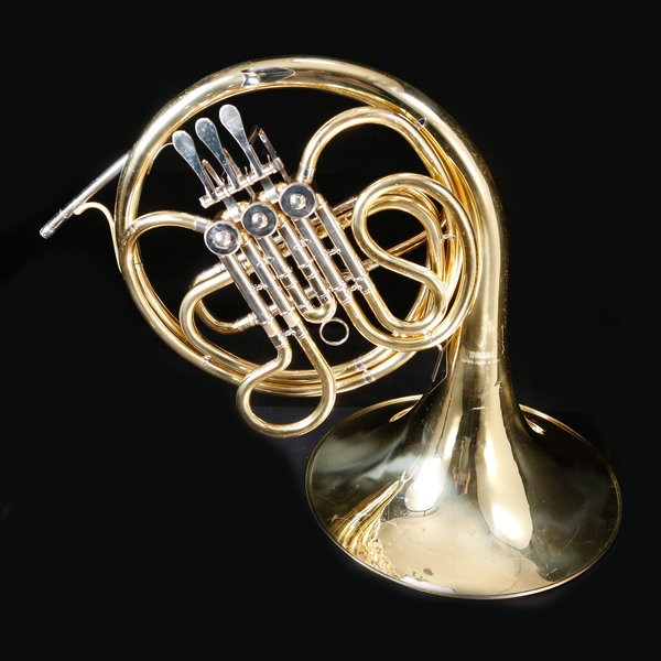 Melody Music Shop LLC Yamaha 002268 USED YRH-314II Single French Horn w Case no mouthpiece