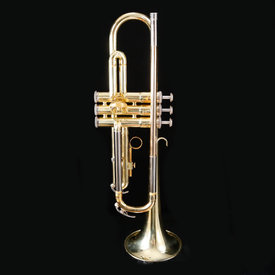 Melody Music Shop LLC Yamaha 024552A USED YTR-2320 Trumpet w Case but no mouthpiece