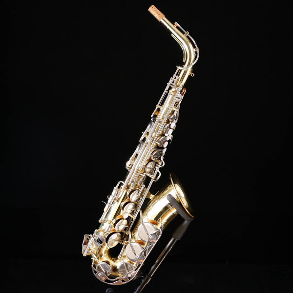 Melody Music Shop LLC Yamaha 153326 USED YAS-23 Alto Saxophone w Case but no mouthpiece