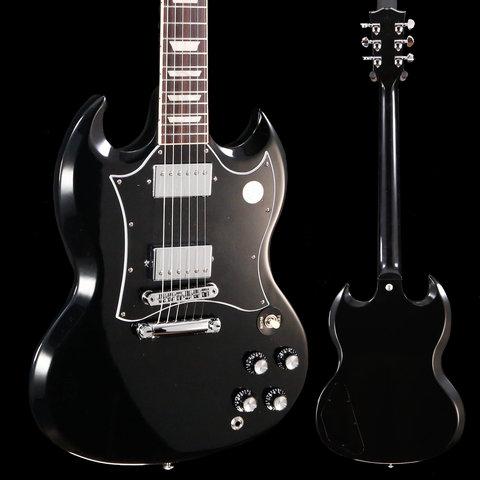Gibson SGS00EBCH1 SG Standard 2020 Ebony 364 7lbs 0oz