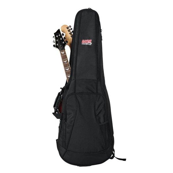 Gator Gator GB-4G-ELECX2 4G Series Gig Bag for 2x Electric Guitars