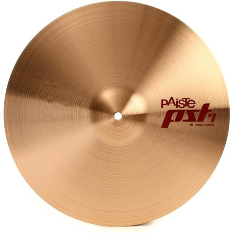 "Paiste 16"" PST 7 Crash Cymbal"