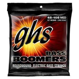 GHS GHS M3045 Med Bass Strings 45-105