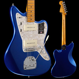 Fender Fender American Ultra Jazzmaster, Maple Fb, Cobra Blue US19081963 8lbs 10.6oz
