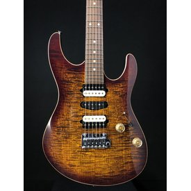 Suhr Suhr Limited Edition Modern Plus Curly Bengal Burst 05C