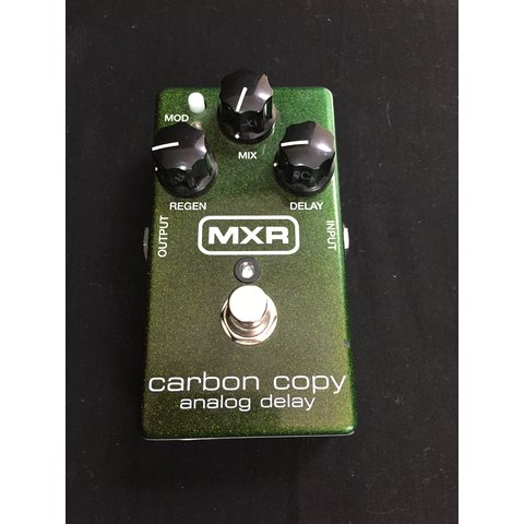 Dunlop M169 MXR Carbon Copy Analog Delay USED