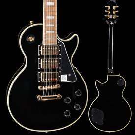 Epiphone Epiphone Les Paul Black Beauty, Ebony, Gold Hw 087 8lbs 10.6oz