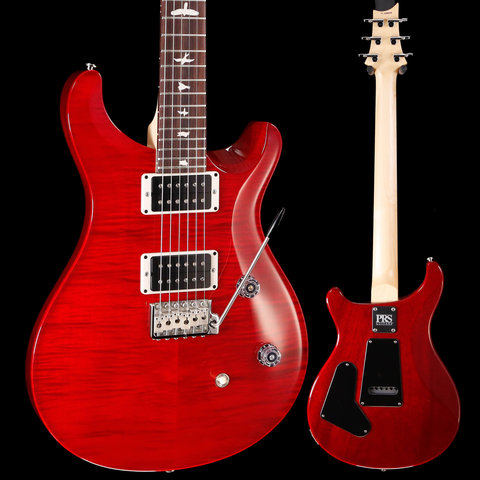PRS Paul Reed Smith CE24 Bolt-On, Pat Thin, Scarlet Red 694 8lbs 0oz