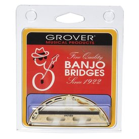 Grover Grover 95 5-String Banjo Bridge, 1/2""