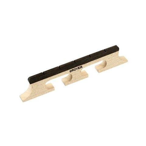 """Grover 73 5-String Banjo Bridge, 5/8"""""""