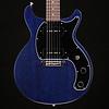 Gibson LPSDT00B2CH1 Les Paul Tribute DC 2020, Worn Blue Stain 249 6lbs 11.5oz