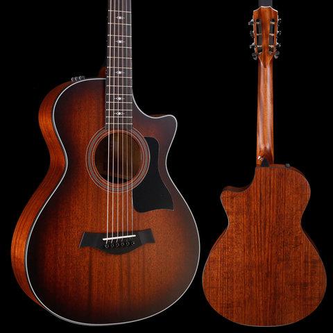 Taylor 322ce 12-Fret Grand Concert, V-Class Bracing 096 4lbs 2.8oz