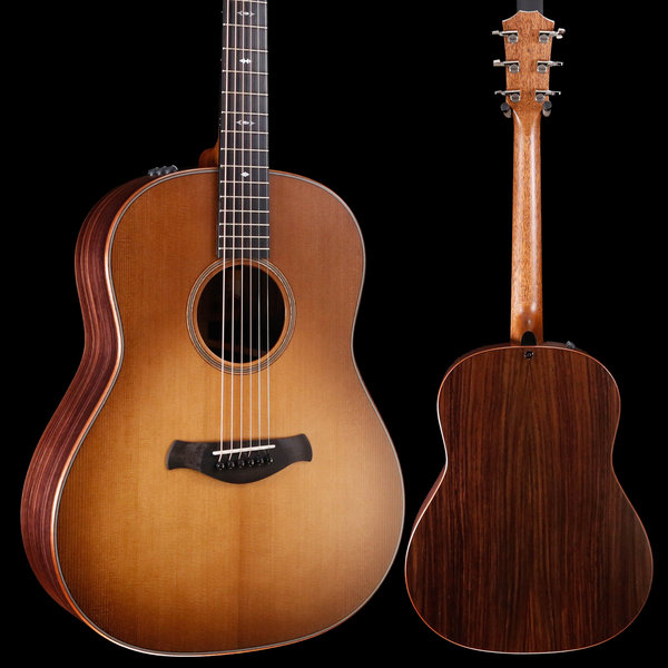 Taylor Taylor Grand Pacific Builder's Edition 717e, WHB Top, V-Class Bracing, East Indian Rosewood 105 4lbs 14oz