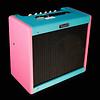 Fender Blues Junior IV LA Vice Green / Pink LIMITED EDITION 2019