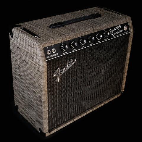 Fender Limited Edition 65 Princeton Chilewich Cream Back