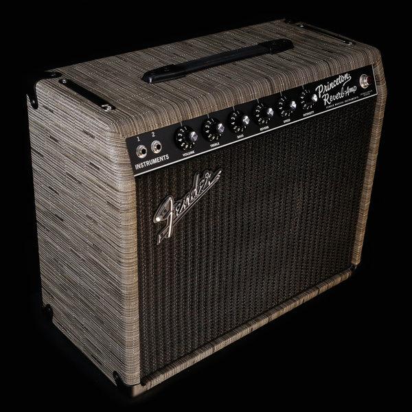 Fender Fender Limited Edition 65 Princeton Chilewich Cream Back