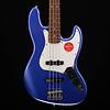Squier Contemporary Jazz Bass, Ocean Blue Metallic ICS18137187 9lbs 5.4oz
