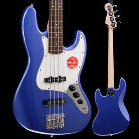 Squier Squier Contemporary Jazz Bass, Ocean Blue Metallic ICS18137188 8lbs 15.4oz