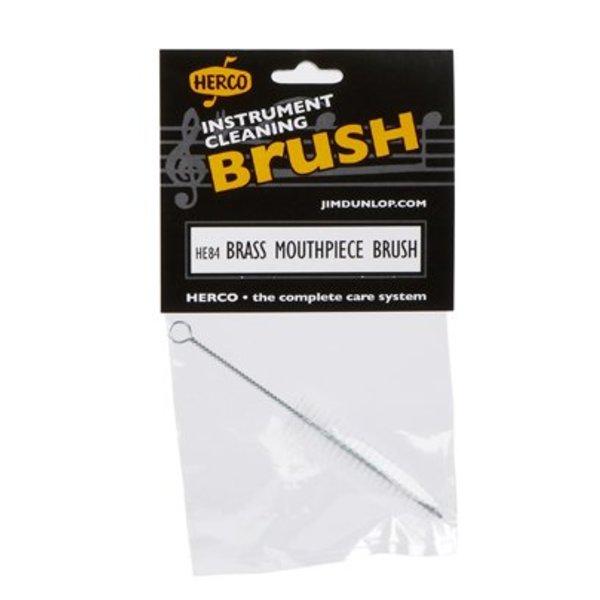 Dunlop Herco HE84 Nylon Brass Mouthpiece Brush