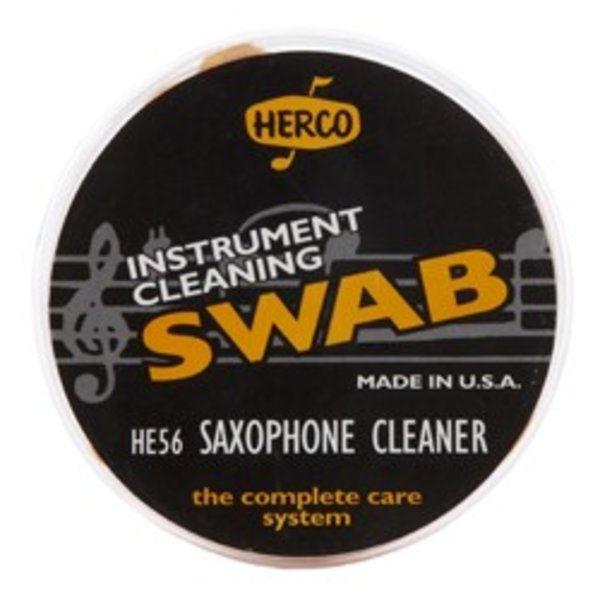 Jim Dunlop Herco HE56 Saxophone Swab W/ Brush