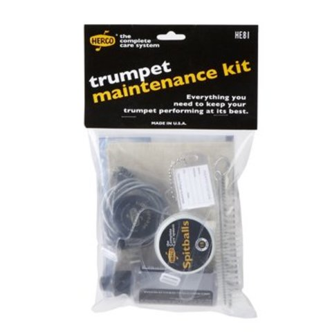 Herco HE81 Trumpet Maintenance Kit