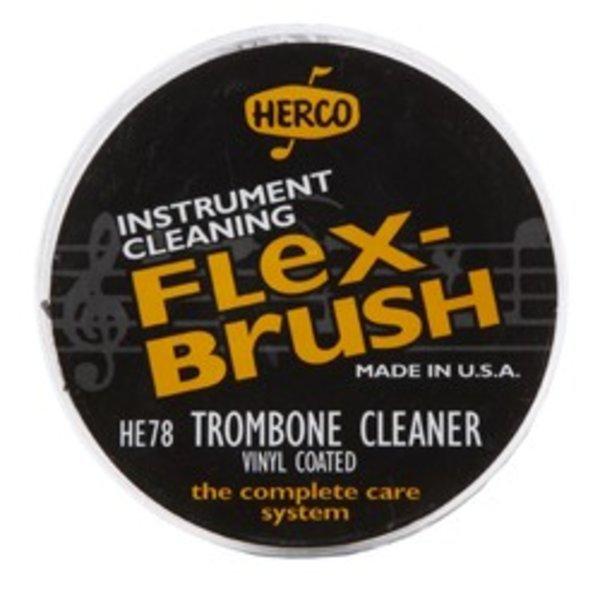 Dunlop Herco HE78 Trombone Flex Vinyl Brush