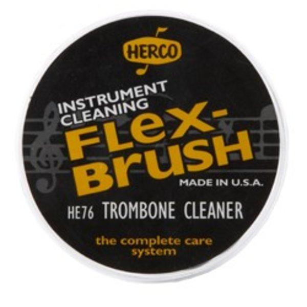 Jim Dunlop Herco HE76 Trombone Flex Nylon Brush