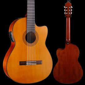 Yamaha Yamaha CGX122MCC Acoustic Solid Cedar Top 248 3lbs 11.8oz