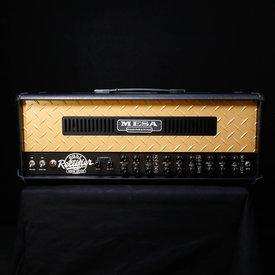 Mesa/Boogie Mesa Boogie GOLD Limited Edition 50th Anniv Dual Rectifier 100W Head