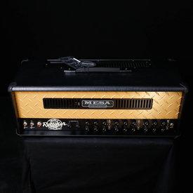 Mesa/Boogie Mesa Boogie GOLD Limited Edition 50th Anniv Triple Rectifier 150W Head