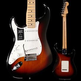 Fender Fender Player Stratocaster LH Maple Fb, 3-Color Sunburst MX19142610 7lbs 11.8oz