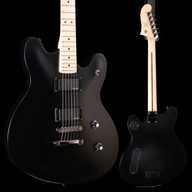 Squier Squier Affinity Contemporary Active Starcaster, Black ISS197398 6lbs 13.8oz