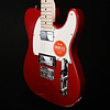 Squier Contemporary Telecaster HH Maple Dark Metallic Red CY190701384 7lbs 9.6oz
