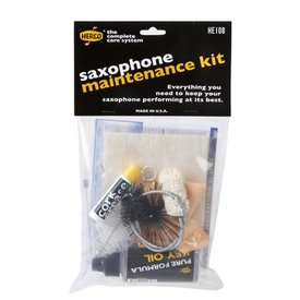 Dunlop Herco HE108 Saxophone Maintenance Kit