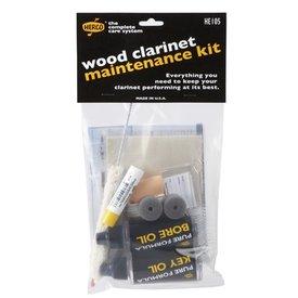 Dunlop Herco HE105 Wood Clarinet Maintenance Kit