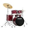 Tama IE52CCPM Imperialstar 5pc Kit w/Cymbals Candy Apple Mist