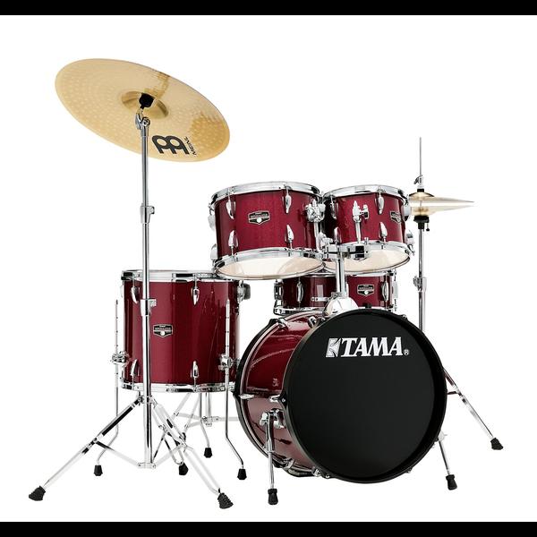 TAMA Tama IE52CCPM Imperialstar 5pc Kit w/Cymbals Candy Apple Mist