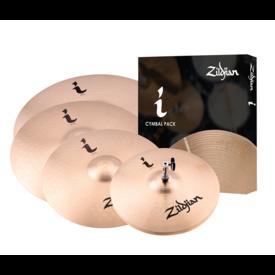 """Zildjian Cymbals Zildjian I Series Pro Gig Cymbal Set - 14"""", 16"""", 18"""", 20"""""""