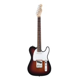 Squier Fender Squier Affinity Telecaster Brown Sunburst with Rosewood Fingerboard
