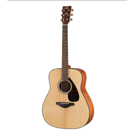 Yamaha Yamaha FG800 Natural Folk Guitar Solid Top