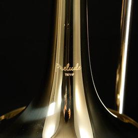Prelude Prelude TB711F Student Trombone w/ F Trigger Attachment, Standard Finish