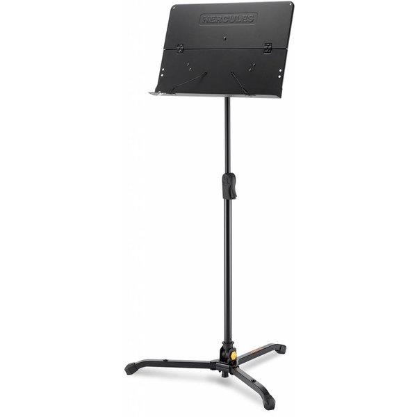 Hercules Hercules BS301B Orchestra Stand, Foldable Desk Ez Clutch