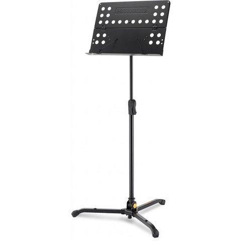 Hercules BS311B Orchestra Stand Perf'D Desk Ez Clutch