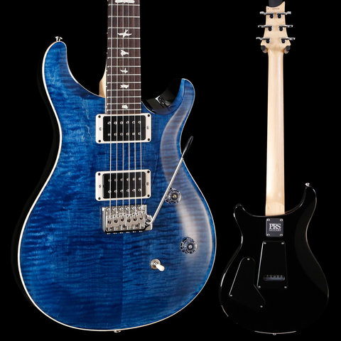 PRS Paul Reed Smith CE24 Bolt-On, Pattern Thin, Whale Blue 263 7lbs 7.2oz