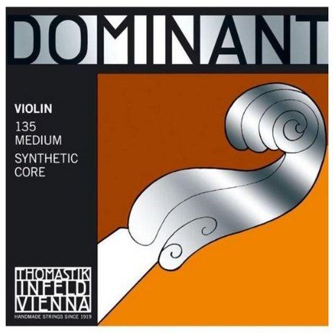 Thomastik Dominant 4/4 Violin String Set w/ Ball End