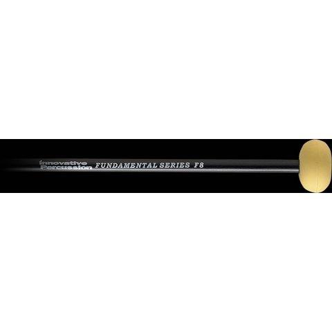 Innovative Percussion F8 Hard Vibraphone Mallets Rubber Birch