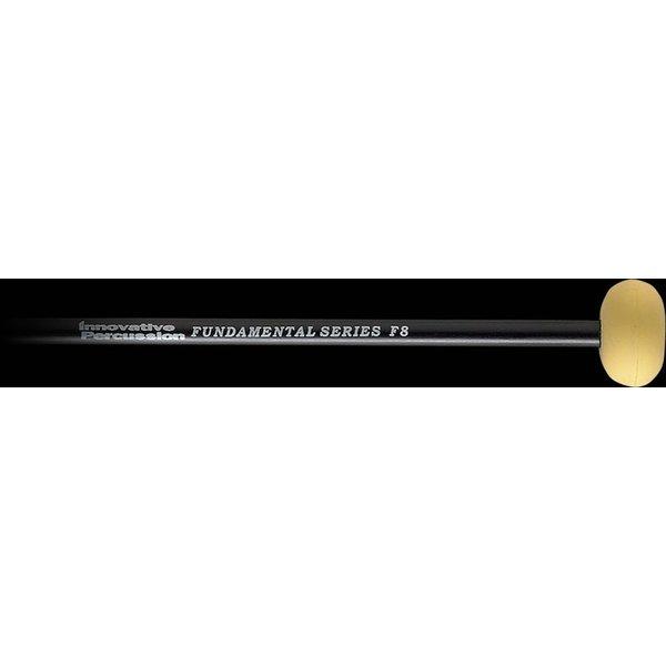 Innovative Innovative Percussion F8 Hard Vibraphone Mallets Rubber Birch
