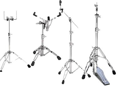 Drum & Cymbal Stands