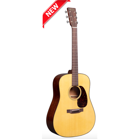 Martin D-18E 2020 Limited/Special Editions (Case Included)